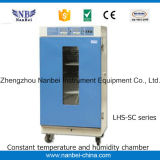 Incubatrice termostatica termica elettrica del laboratorio di Digitahi di alta precisione