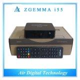 2016 неподдельная коробка Linux IPTV TV Zgemma I55 Enigma2 с функцией IP Sat