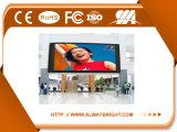 Alta pantalla de visualización al aire libre de LED de la publicidad comercial de la definición P8 LED