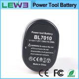 pour la batterie sans fil Bl7010 de machine-outil de Li-ion de rechange de Makita 7.2V 1500mAh