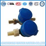 Contador del agua de nylon del jet de la dial seca solo del contador del agua de China