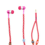 Cell Phone/MP3를 위한 새로운 Arrival 3.5mm Fashion Pearl Wired Mobile Phone Earphone