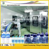 3 en 1 máquina de rellenar automática del agua pura/mineral