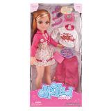 17 인치 형식 인형 소녀 장난감 (H0318196)