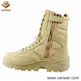 Zipper Army Army Desert Boots for Police and Soliders (WDB009)