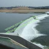 Vescica di gomma di riempimento della diga dell'acqua su ordinazionenello Zambia