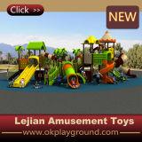 Спортивная площадка детей сырья LLDPE напольная (X1510-8)