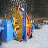 Equipamento subaquático da fabricação de cabos do fio