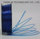 Filamento para 3D el filamento del PLA de la impresora 1.75m m