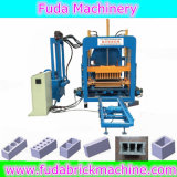 Blocchetto completamente automatico della cavità del mattone del lastricatore del cemento di frequenza che fa macchina