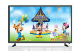 """Полный дюйм СИД TV 43 телевидений 43 HD СИД Tvs """" с гостиницой TV Cmo Auo Boe DVBT2 MPEG4 MPEG5 ATSC"""