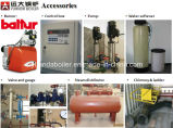 Heatingのための700kw 1400kw 2800kw 4200kw OilかGas Fired Hot Water Boiler