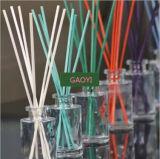 Palillos de lámina de madera coloreados GY del difusor