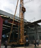 Equipo vertical prefabricado de la instalación del dren