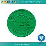 Símbolo esperto clássico do metro da alta qualidade S50 13.56MHz RFID