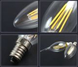 최고 Selling E14 4W Candle LED Filament
