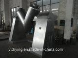 Mezclador del polvo de la forma de V