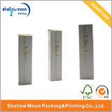 Rectángulo de empaquetado de papel blanco del cuidado de piel de Gola (QY150015)