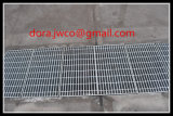 Bolt Fixed Type Steel Grating Fabricante profissional