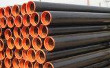 Tubi d'acciaio neri senza giunte del carbonio di ASTM api 5CT gr. B