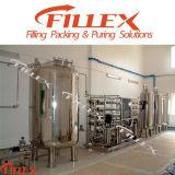 Pré-tratamento de água potável Filtro de areia de aço inoxidável