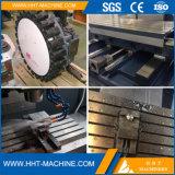 Linha de alta velocidade especificações do CNC V966 das máquinas de trituração do trilho