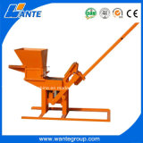 Wt1-40 Manual Brick Making Machine с низкой ценой