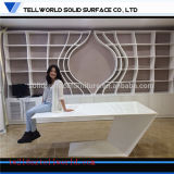 Bureau 1200 de forme irrégulière de bureau de Danny Venlet de meubles de bureau de l'Allemagne de type de Google de bureau