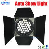 Weiße Farben-SelbstCar Show-Licht LED-31*10W