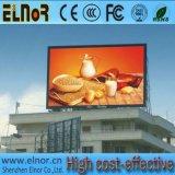 Painel de indicador grande do diodo emissor de luz do anúncio P8 ao ar livre