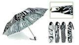 Black&White konzipiert Haube-Spitze-Regenschirm (YS-SA23083912R)
