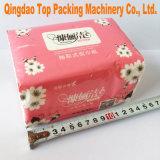 Máquina de embalagem de empacotamento do papel de tecido do tecido do guardanapo