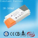 3W 300mA Constante Huidige HOOFDBestuurder met Ce