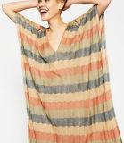 Poncio sexy del maglione dell'OEM di modo delle donne