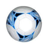 Taille 5 de boule de football de PVC