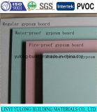 Paper Face Gypsum Board avec une bonne qualité