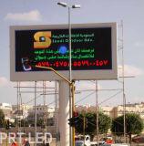 Buona video visualizzazione esterna impermeabile che fa pubblicità allo schermo del LED di SMD3535 P8 (P6, P10)