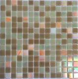 Baumaterial-Polierglasmosaik-Fliese für Badezimmer-Fliese (FYSCL05A)