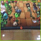 Etiqueta engomada de encargo del suelo de la impresión 3D de la decoración casera de Alibaba China