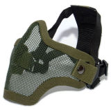 Maschera di protezione mezza della maglia tattica di colpo V1 di Airsoft