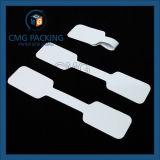Carte blanche de collier de bijou de PVC (CMG-052)