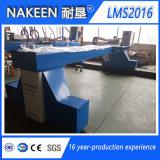 Máquina de estaca elevada do metal do plasma do CNC do pórtico da configuração