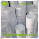 Papier auto-adhésif de la synthèse pp avec la bonne qualité