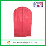 Mehrfachverwendbarer nicht gesponnener faltbarer Kleid-Beutel (B2-7)