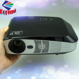 1500-2500 люмены Video СИД Projector для Teaching 1280*800 с USB и HDMI Android WiFi 3D