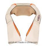 Rouleau-masseur 3D de malaxage infrarouge de collet d'épaule de corps arrière de rouleau-masseur