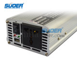 Suoer 500W 12V DC AC에 의하여 변경되는 사인 파동 힘 변환장치 (SAA-500AF)