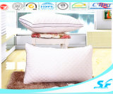 Вниз вставка подушки подушки Microfiber волокна с продольно-воздушным каналом доказательства чисто белая