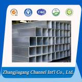 Vendita calda della conduttura rettangolare di alluminio del rivestimento delle 3003 polveri