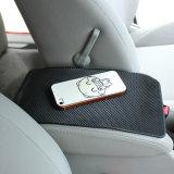 Esteira da borracha da esteira da etiqueta do enxerto do telefone móvel dos acessórios do carro anti